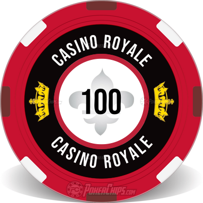 Casino Royale Custom Poker Chips