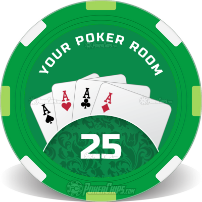 Your Poker Room Custom Poker Chips
