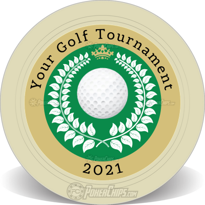 Your Golf Tournament Custom Poker Chips