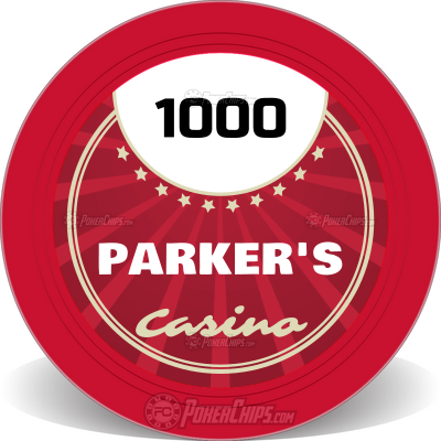 Your Personal Casino Custom Poker Chips